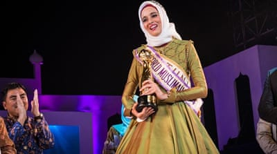 In Indonesia, an Islamic answer to beauty pageants