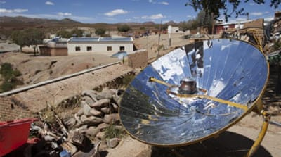 Seizing solar power in Argentina