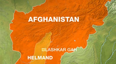 Attackers hit bank in southern Afghanistan