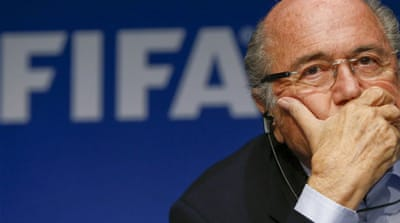 FIFA had been under increasing pressure to publish a redacted version of Michael Garcia's report [Reuters]