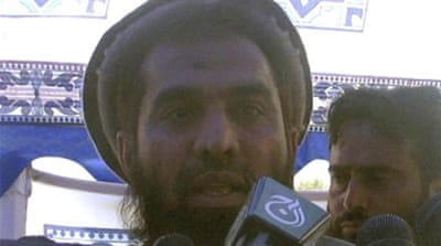 Zaki-ur-Rehman Lakhvi was arrested in February 2009 for his alleged role in Mumbai attacks [File: Reuters]