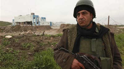 Iraqi Kurds retake more ground from ISIL