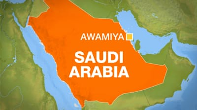 Police kill suspects in northern Saudi Arabia
