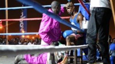 The butterfly effect of boxing in the DRC