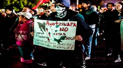 Mexicans fight back over their missing