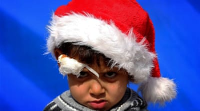 Iraqi Christians face sombre Christmas
