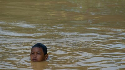 Pengkalan Chepa is just one more place in SE Asia suffering significant flooding  [AFP]