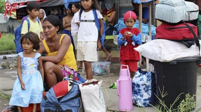 The Philippines endures about 20 major storms a year, many of them deadly [Reuters]