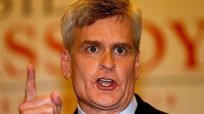 Cassidy took about 56 percent of the ballot, cementing Republicans' dominance in the Senate [AFP]