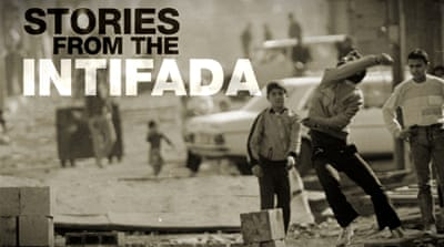 Stories From the Intifada