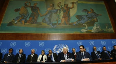 Geneva talks: Progress towards peace?