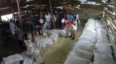 Corruption forces Malawi to ration maize crop