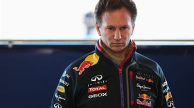 Despite problems in Jerez Red Bull Team Principal Christian Horner is not worried  [Getty Images]