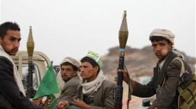Yemeni officials say the rebels get weapons from Iran, a charge the Houthi fighters deny [Reuters]