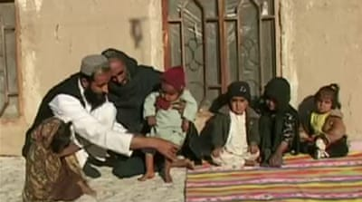 Polio case diagnosed in Afghanistan