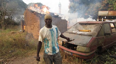 Ethnic cleansing of CAR's Muslims alleged