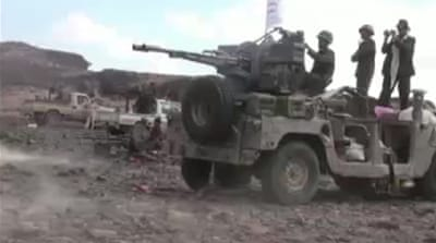 Yemen's Houthi fighters expand power base