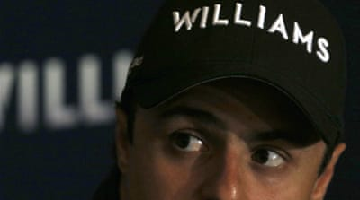 Williams' Felipe Massa believes the testing process is vital given the new changes in F1 [Reuters]