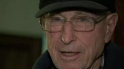 America's oldest newspaper delivery man