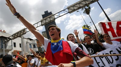 Venezuela anti-government rally turns deadly