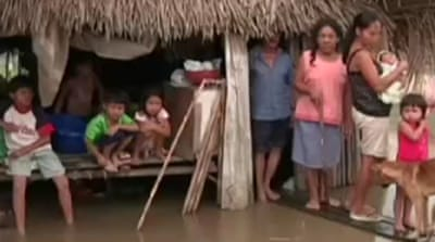 Bolivia declares emergency over floods