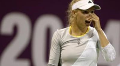 Caroline Wozniacki managed just one title in 2013 [REUTERS]