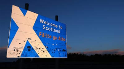 Scotland: A rocky road to independence