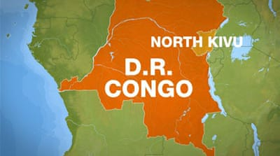Scores of men and women executed in DR Congo