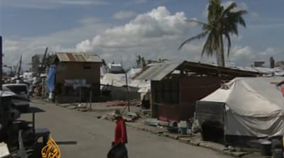 Tacloban tries to recover from Typhoon Haiyan