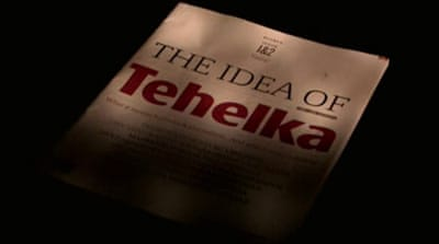The rise and fall of Tehelka