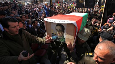 The politics of returning Palestinian remains