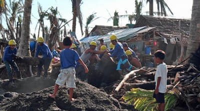 One hundred days since Typhoon Haiyan