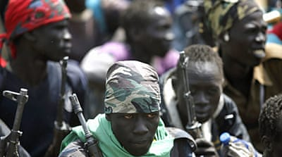 A divided South Sudan