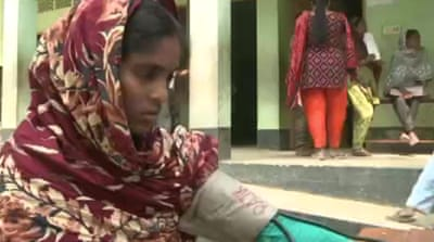 Bangladesh fire victims await compensation
