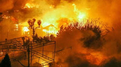 Kiev smolders after deadly confrontation