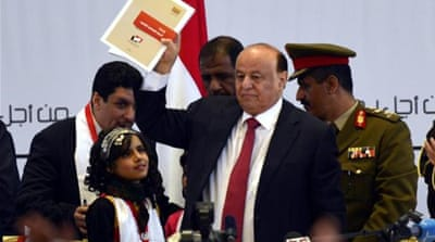 Yemen's National Dialogue Conference concluded on January 25 [EPA]