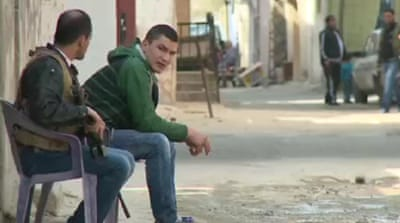 Palestinian youth at risk in Lebanon's camps