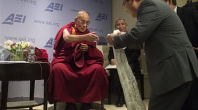 Exiled Tibetan spiritual leader's US visit sparked fury in Beijing [Reuters]