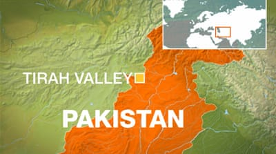 Dozens 'abducted' by Pakistan Taliban
