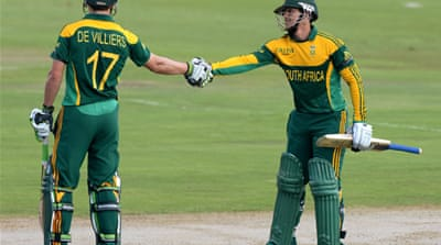 "South Africa have had no previous World Cup success and have earned a ""chokers"" tag in ODI cricket [Getty Images]"