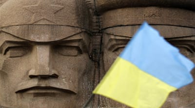 Tensions rise in pro-Russia areas of Ukraine