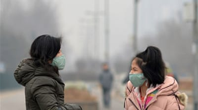 Battling China's smog