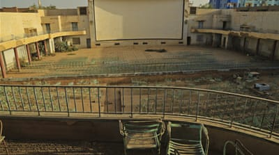 Reviving Sudan's love of cinema