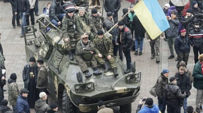 Ukraine: The East-West tug of war
