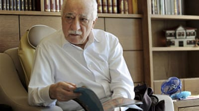 Gulen leads a broad-based Muslim group known as Hizmet and has lived in the US since 1999  [Reuters]