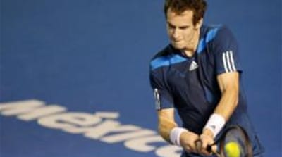 Andy Murray has fallen to sixth in the world rankings [AFP]