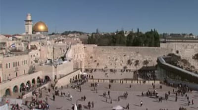 Row over Israeli calls for control of al-Aqsa