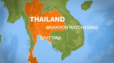 Students killed in Thailand bus crash