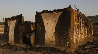 South Sudan ravaged by ethnic violence