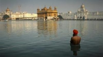 Operation Blue Star left at least 500 people dead and triggered a cycle of bloody revenge attacks [File: AFP]